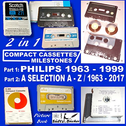 compact-cassettes-milestones-philips-1963-1999-including-norelco-and-mercury-a-selection-from-a-z-19