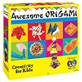 Creativity for Kids CFK1580 - Wundervolle Origami-Welt, Kinder-Bastelset