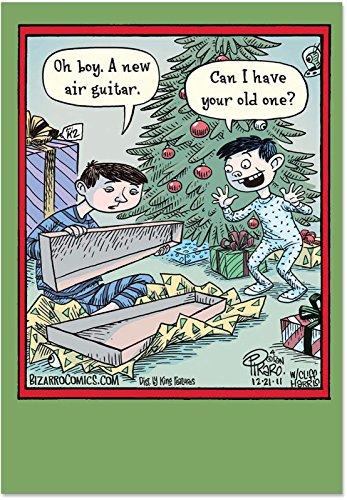 Gitarre Ornamente Weihnachten (1859