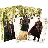 Aquarius Juego de cartas de la serie Érase una vez (versión en inglés), color verde