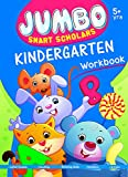 Jumbo Smart Scholars Kindergarten Workbook