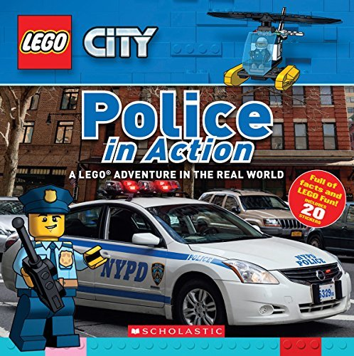 Police in Action (LEGO City Nonfiction)