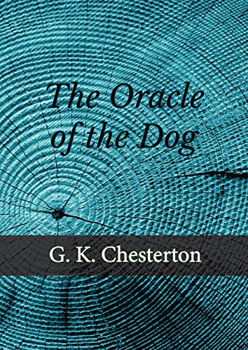the-oracle-of-the-dog-english-edition