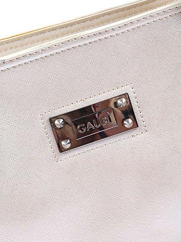 538383d0cf Gaudi V7A70251 Borse medie Accessori Bianco
