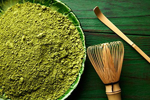100 g Matcha Tee Pulver – Grüner Matcha Tea grün green