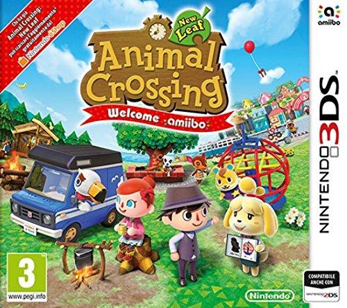 Animal Crossing New Leaf: Welcome Amiibo - New Nintendo 3DS
