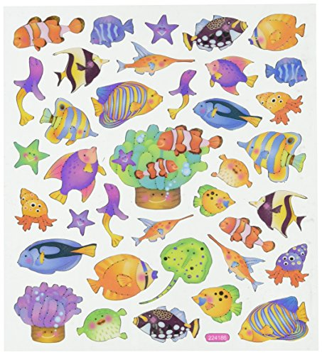 multi-colored-stickers-reef-fish-by-tattoo-king