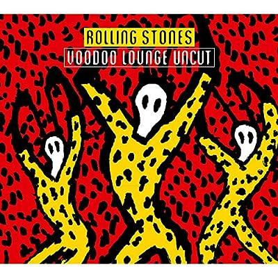 Voodoo Lounge Uncut 2CD+DVD - Digipack