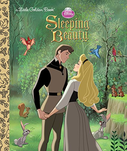 Sleeping Beauty (Disney Princess) (Little Golden Books) por Michael Teitelbaum