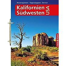 Kalifornien & Südwesten USA (Tourplaner)