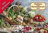 DuMonts neuer Küchenkalender 2014. Broschürenkalender: Liebe geht durch den Magen