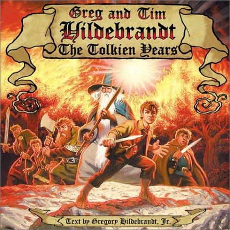 Tolkien Years: Greg and Tim Hildebrandt: The Tolkien Years (Hildebrandt Poster)