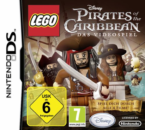 LEGO Pirates of the Caribbean - [Nintendo DS]