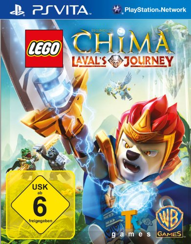LEGO Legends of Chima: Laval\'s Journey