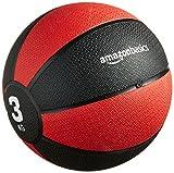 AmazonBasics Medizinball / Gewichtsball, 3kg