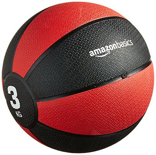 #AmazonBasics Medizinball / Gewichtsball, 3kg#