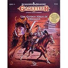 The Golden Khan of Ethengar (Dungeons & Dragons Gazetteer)