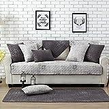 Unimall Sofa Abdeckung Überwurf Sofaschoner Sesselschoner 70 x 70 cm