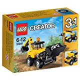 #10: Lego Construction Vehicles, Multi Color