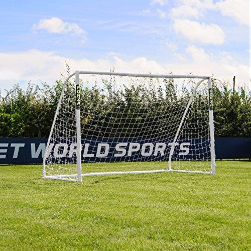 FORZA Match - 3x2m wetterfestes Fußballtor (Futsal). Neu: auch mit abnehmbarer Torwand bestellbar! [Net World Sports] (Forza Match 3x2m)