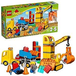 LEGO Duplo Town- Gran Proyecto de construcción Duplo Town/Construct Juego, (10813)