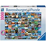 Ravensburger 99 Beautiful Places on Earth 1000 Piece Puzzle