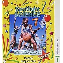 Spotlight Science Teacher Support Pack 7: Framework Edition