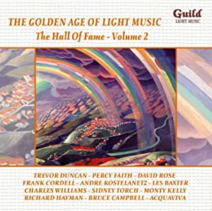 """Age d'Or Musique Legere """"Hall of Fame Vol 2"""""""