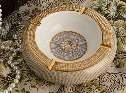 Yhg Circular cerámica estilo europeo/creativo/moda/lujo
