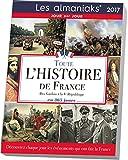 Almaniak L'Histoire de France en 365 jours 2017