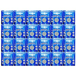 ACDelco CR2032 3 Volt Lithium Button Cell Batteries, 24-Count