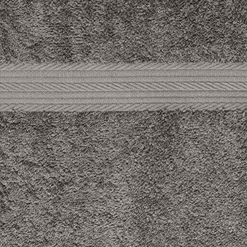 Zoom IMG-2 amazonbasics set di 2 asciugamani