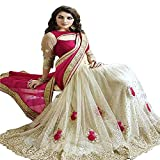 Rewa Enterprise Women's Chiffon Saree (N...