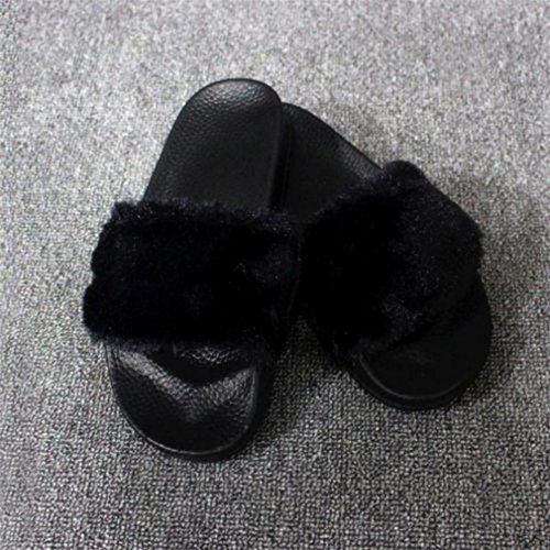 Ciabatte Donna Summer slippers Nero