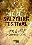 Mozart at Salzburg Festival [Alemania] [DVD]