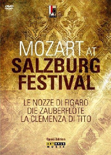Mozart - Le nozze di figaro, Il flauto magico, La clemenza di Tito