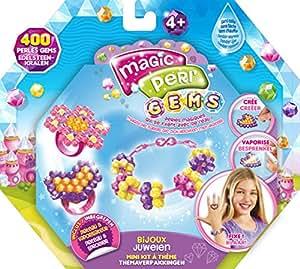 Magic Perl' Gems - M10665 - Mini Monde à thème - Bracelets/Bagues