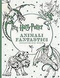 Harry Potter. Animali fantastici. Colouring book. Ediz. a colori