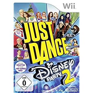 Just Dance Disney Party 2 – [Wii]