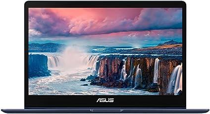"""Asus ZenBook UX331UN-EG002T Ultrabook, Display da 13.3"""", Processore i7-8550U, 1.8 GHz, SSD da 512 GB, 8 GB di RAM, nVidia GeForce MX150, Royal Blue [Layout Italiano]"""