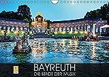Bayreuth - die Stadt der Musik (Wandkalender 2018 DIN A4 quer): Impressionen der Oberfranken-Hauptstadt Bayreuth (Monatskalender, 14 Seiten ) (CALVENDO Orte) [Kalender] [Apr 10, 2017] Thoermer, Val - Val Thoermer
