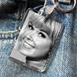 DORIS DAY - Original Art Keyring #js005