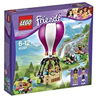 LEGO Friends 41097: Heartlake Hot Air Balloon