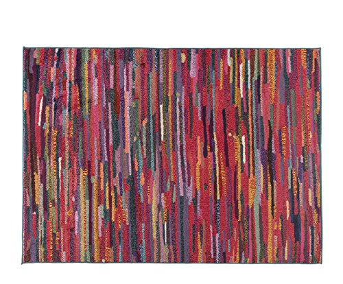 Alfombrista Moderna 11 Alfombra, Acrílico, Multicolor, 120 x 170 cm