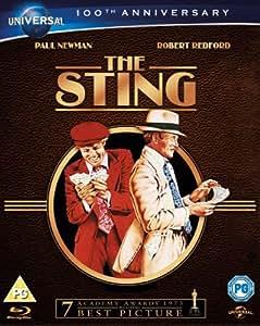 The Sting [Blu-ray] [1973]