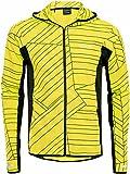 Erima Herren Green Concept Laufjacke Trainingsjacke, Sprout/Schwarz, M