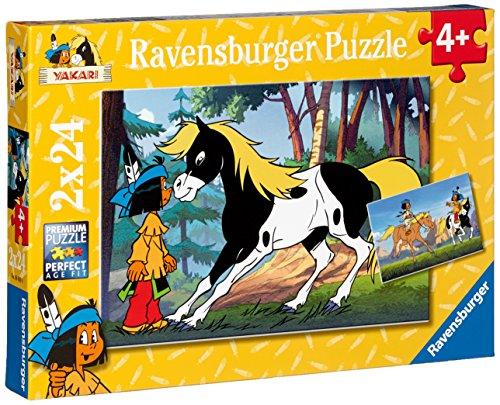 Ravensburger 08869 - Yakari und 'kleiner Donner'