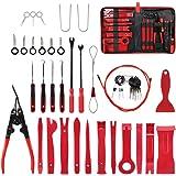 Verktygssats för automatisk trimborttagning, Bst4u för billjud, DVD och nevigation bilpanelborttagningsverktyg med trimbortta
