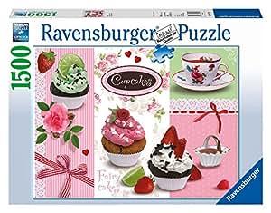 Ravensburger 16274 - Cupcakes - 1500 Teile Puzzle