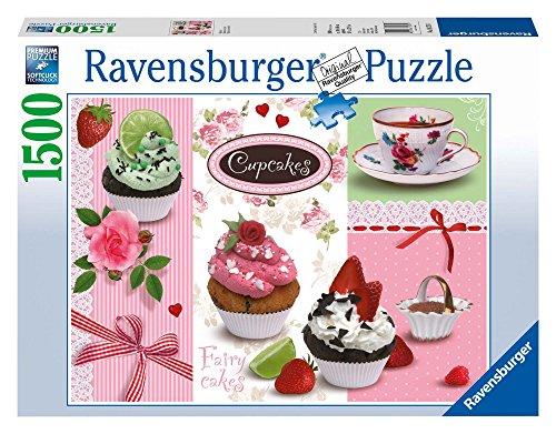 Ravensburger - 16271 1 - Cupcakes. Puzzle 1500 Pezzi